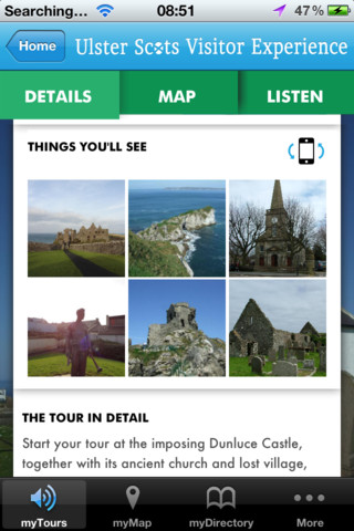Ulster-Scots iPhone App by Ulster Historical Foundation