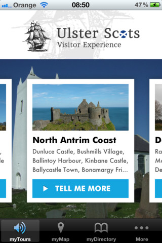 Ulster-Scots iPhone App by Ulster Historical Foundation 2