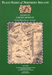 Place-Names of Northern Ireland, Vol. 6: County Down IV, North-West Down/Iveagh