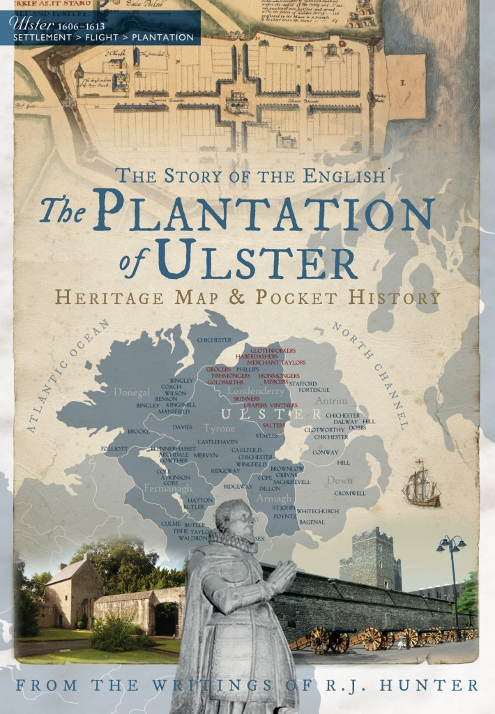 The Plantation of Ulster: The Story of the English Map.
