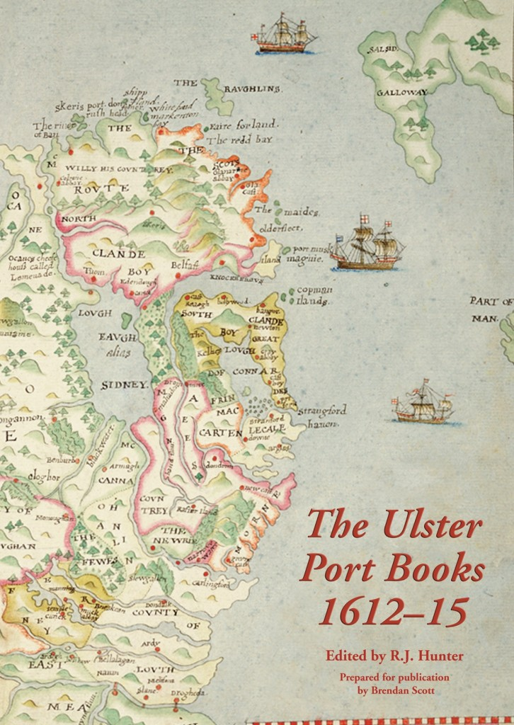 The ulster port books 1612 15 booksireland the ulster port books 1612 15 gumiabroncs Choice Image