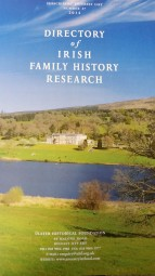 Directory of Irish Family History Research, no. 37, 2014