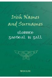 Irish Names and Surnames – Sloinnte Gaeḋeal is Gall