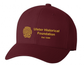 Ulster Historical Foundation Baseball Cap – Maroon