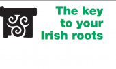 The key to your Irish Roots – Bumper Sticker